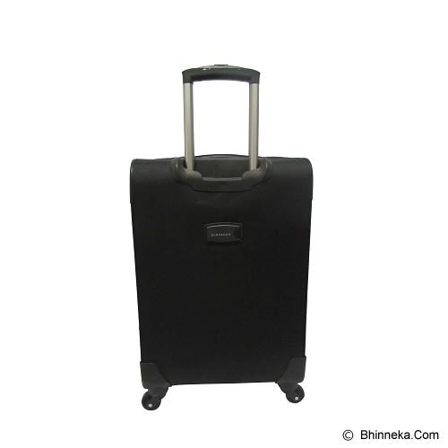 GIORDANO Soft Case Luggage Series  22 Inch [G37.BQ-9026T.08] - Black - Koper